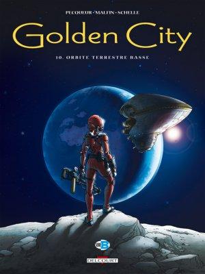 Golden City # 10