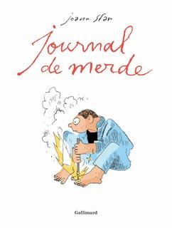 Journal de merde édition simple