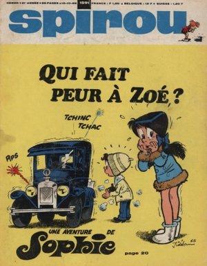 Le journal de Spirou # 1591