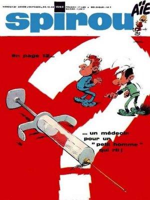 Le journal de Spirou # 1593