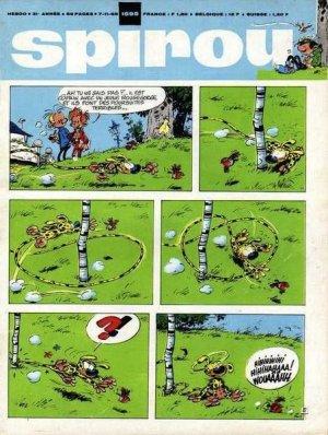 Le journal de Spirou # 1595