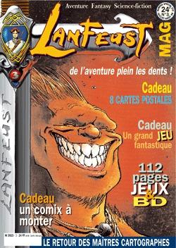 Lanfeust Mag # 3