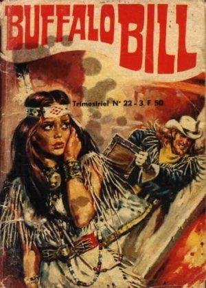 Buffalo Bill 22 - Le drame d'un père/Un fieffé gredin