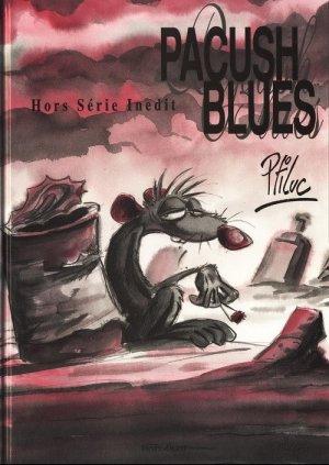Pacush Blues édition Hors série