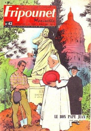 Fripounet Marisette édition 1964