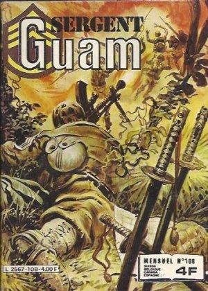 Sergent Guam édition Simple