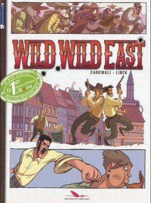 Wild wild East édition Simple
