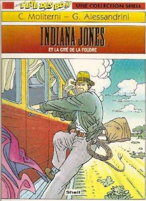 Indiana Jones et la cité de la foudre