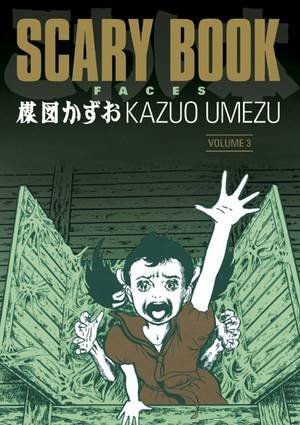 Scary Book Manga