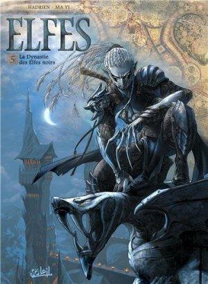 Elfes 5 - La Dynastie des Elfes noirs