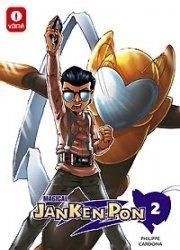 Magical Janken Pon 2 Global manga
