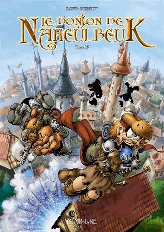 Le donjon de Naheulbeuk # 13