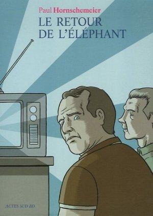 Le retour de l'éléphant édition Simple