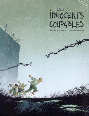 Les innocents coupables édition coffret