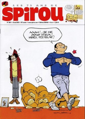 Album Spirou (recueil) # 3917