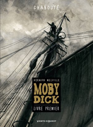 Moby Dick (Chabouté) # 1 simple