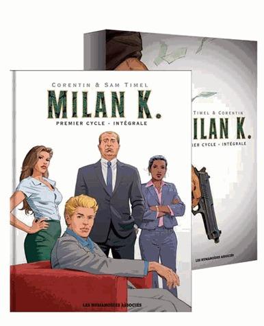 Milan K. # 1 coffret