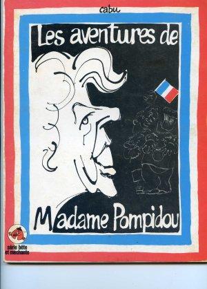Les aventures de Madame Pompidou édition Simple
