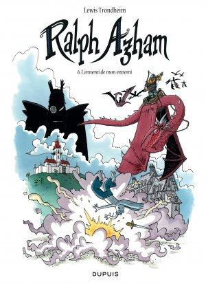 Ralph Azham # 6
