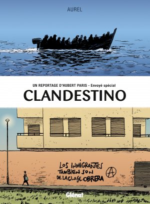 Clandestino (Aurel) édition simple