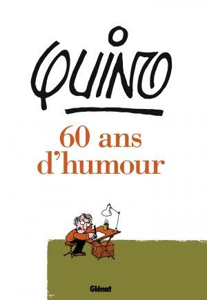 Quino - 60 ans d'humour édition simple