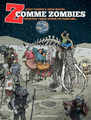 Z comme Zombies édition simple