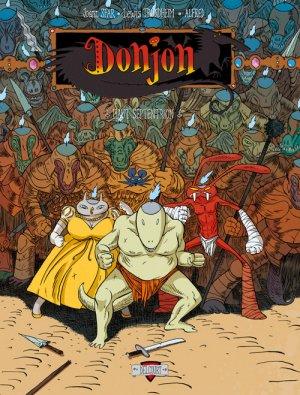 Donjon - Crépuscule #110
