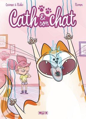 Cath et son chat édition Mini'z