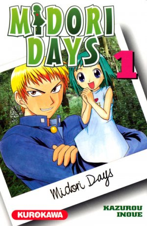 Midori Days édition Simple