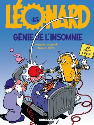 Léonard # 45