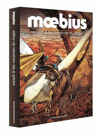 Moebius oeuvres édition coffret