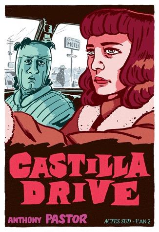 Castilla drive édition Simple