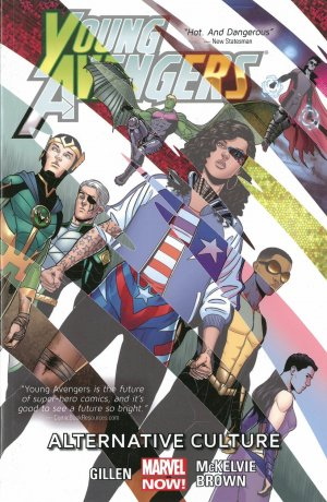 Young Avengers # 2 TPB softcover - Issues V2