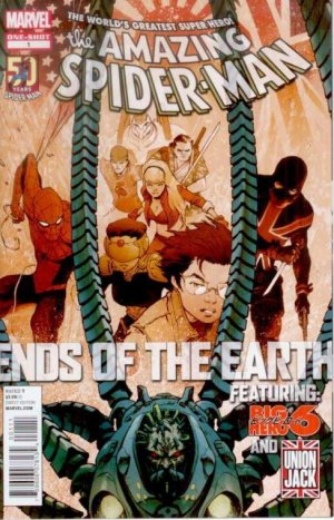 Amazing Spider-Man - Ends of the Earth édition Issues