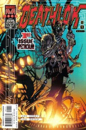 Deathlok édition Issues V3 (1999 - 2000)
