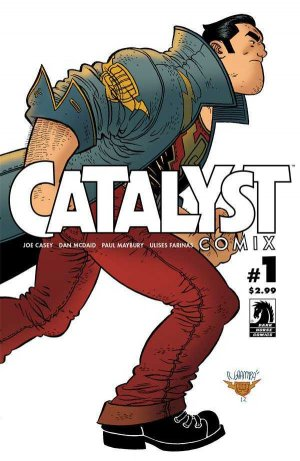 Catalyst Comix édition Issues