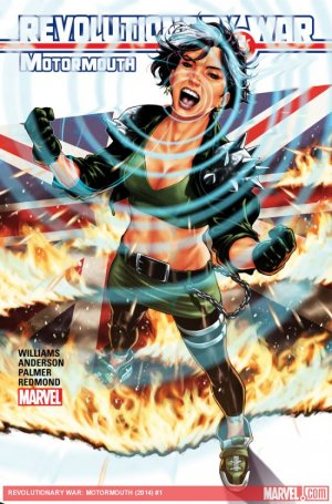 Revolutionary War - MotorMouth # 1 Issues (2014)