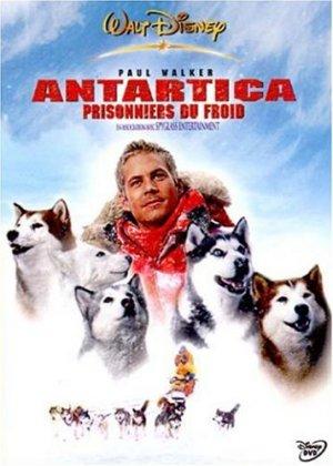 Antartica, prisonniers du froid édition Simple