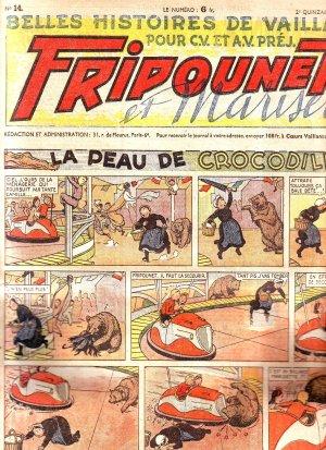 Fripounet Marisette édition 1946