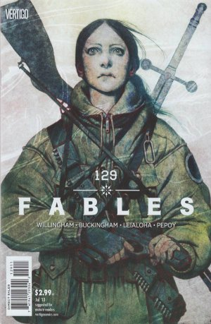 Fables # 129 Issues (2002 - 2015)
