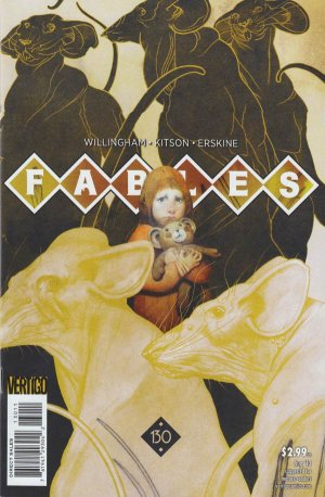Fables # 130 Issues (2002 - 2015)