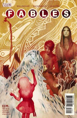 Fables # 132 Issues (2002 - 2015)