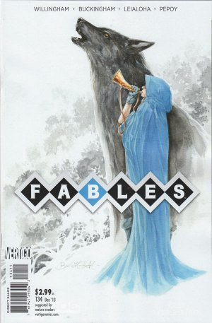 Fables # 134 Issues (2002 - 2015)