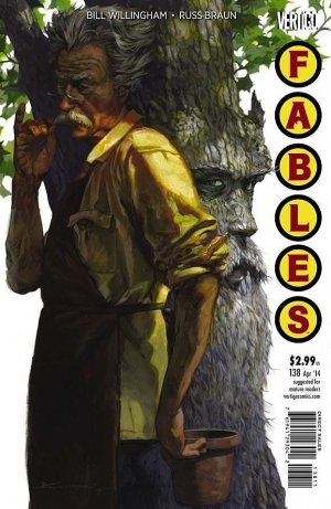 Fables # 138 Issues (2002 - 2015)