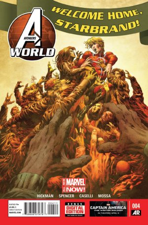 Avengers World # 4 Issues (2014 - 2015)