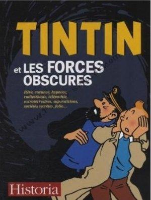 Tintin et les forces obscures édition Hors série