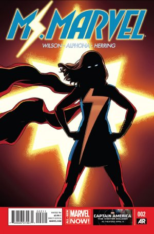Ms. Marvel # 2 Issues V3 (2014 - 2015)