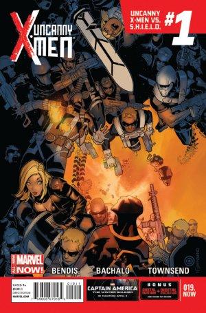 Uncanny X-Men # 19 Issues V3 (2013 - 2015)