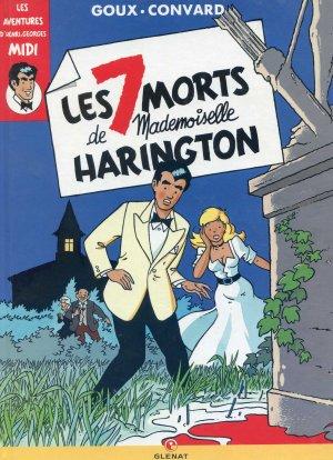 Les aventures d'Henri-Georges Midi édition Simple