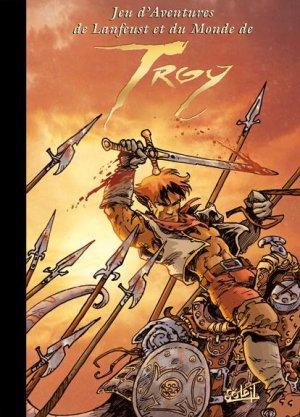 Jeu d'aventures de Lanfeust et du Monde de Troy édition Hors série